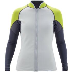 NRS HydroSkin 0.5 Jacket Women, quarry